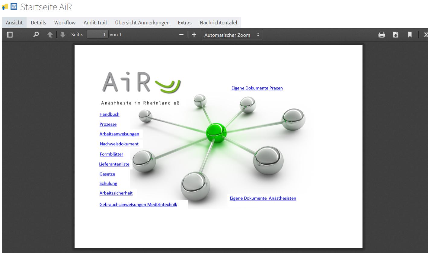 Matrixzertifizierung Startseite roXtra